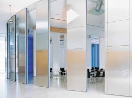 custom room dividers office dividers glass room ideas with classic space wall portable