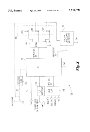 patent us5739592 power and communications link between a tractor