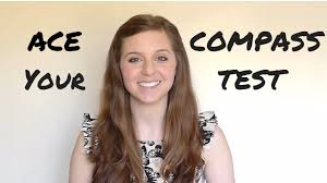 how to pass the compass test youtube