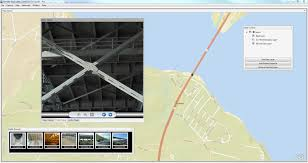 World Map Shapefile Esri by Drones In Transportation Software For Infrastructure Data