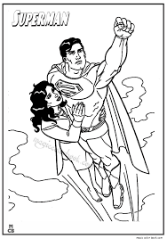 Lego Coloring Pages Free Printable 04 Superman Coloring Pages Print