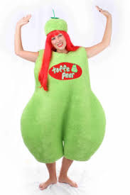 cool costumes carnival costumes cool pear fancy dress
