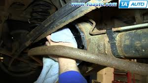 how to service change rear differential fluid 2000 06 chevy