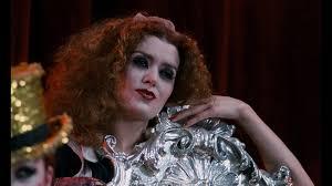 Horror Halloween Makeup by Rocky Horror Picture Show U201d Magenta Halloween Makeup Tutorial Beausic