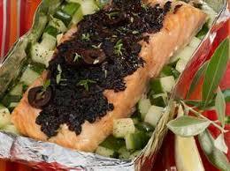comment cuisiner un pavé de saumon pavé de saumon à la vapeur facile recette sur cuisine actuelle