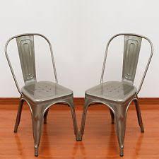 Tolix Dining Chairs Tolix Marais Chair Ebay