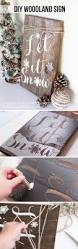 Outdoor Christmas Decorations Rustic by Best 25 Christmas Wood Ideas On Pinterest Country Winter