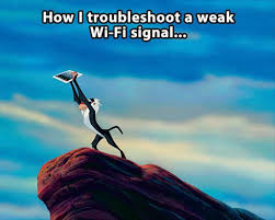 Lion King Meme - troubleshooting wifi lion king memes and comics