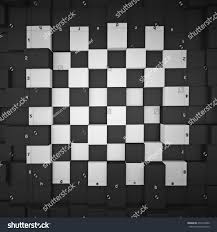 3d chess board on top view stock illustration 472415896 shutterstock