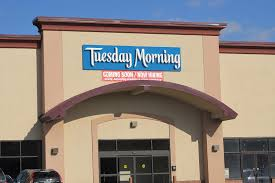 new tuesday morning store to open this month