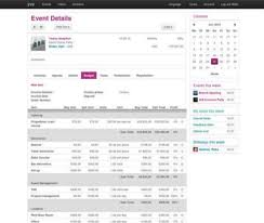 Event Budget Template Excel Sle Event Budget Spreadsheet Wolfskinmall