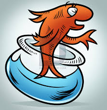 how to draw the fish from dr seuss step by step by darkonator