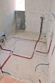 quanto costa arredare un bagno impianti sotto pavimento rifare casa
