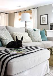 Slipcovers Pottery Barn Sofas by Decorating Impressive Great Pottery Barn Roman Shades For