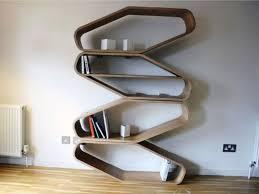 gorgeous use of wood to shape the stylish bookshelf surripui net