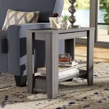 used face frame table for sale wrought studio trombetta end table reviews wayfair