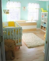 cool adorable and cozy baby nursery room design idea in a