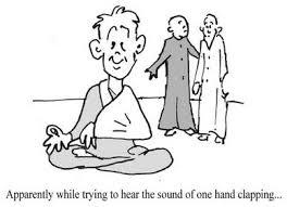 meditation jokes quotes