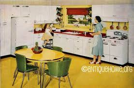 Retro Kitchen Design by 1950 Kitchen Design Yellow And Red 1950s Retro Kitchen Des U2026 Flickr