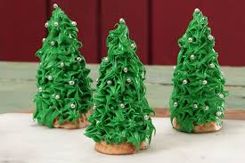 red velvet cake christmas trees recipe people com