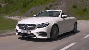 diamond benz 2018 mercedes benz e class cabriolet diamond white footage