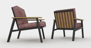 armchair design ten mile cabin