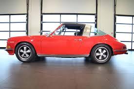 vintage porsche for sale 1970 porsche 911 targa gaudin classic