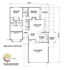 ranch style house plan 3 beds 2 00 baths 1086 sq ft plan 116 150
