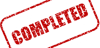 Challenge Complete Update Fitness Challenge Complete