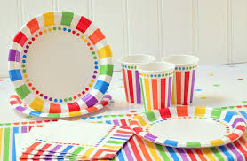 Rainbow Party Decorations Rainbow Party Theme Party Supplies Party Pieces