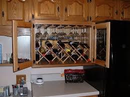 best 25 wine rack cabinet ideas on pinterest built in bar