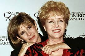 Debbie Reynolds by When Debbie Reynolds And Carrie Fisher Clashed Over U0027star Wars