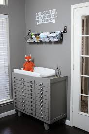 Changing Tables For Baby Baby Changing Table Diy Build Gray House Studio