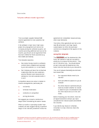 reseller contract template reseller agreement template