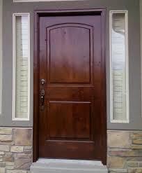Refinish Exterior Door Wood Door Refinishing