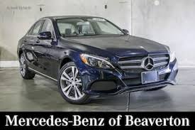 mercedes portland or pre owned luxury cars for sale near portland mercedes of