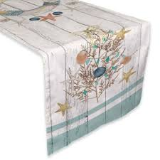Bed Bath And Beyond Christmas Tablecloths Buy Multi Starfish Tablecloth From Bed Bath U0026 Beyond