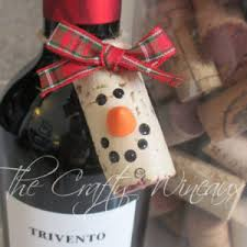 penguin wine cork ornament in chocolate brown the crafty wineaux