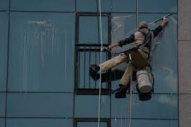 Window Cleaning How To Clean Windows On High Rise Buildings