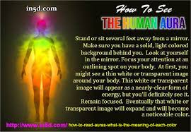 what is the meaning of how to read auras what is the meaning of each color in5d