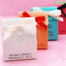 personalized favors personalized scalloped favor bags favor bags favor packaging