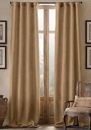 Grommet Burlap Curtains 68 Best Custom Curtain Panels Images On Pinterest Custom