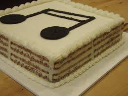 musical notes cake u2014 liviroom decors music note cakes for your