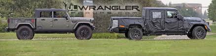 scrambler jeep 2017 spied video jeep scrambler u2013 see the truck in action modern