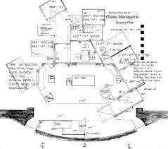 Glass House Floor Plan Glass Menagerie Slg Design