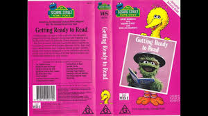 Home Design Game Questions by My Sesame Street Home Video Getting Ready To Read Youtube