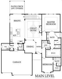 custom home builders floor plans j s robinson kansas city home builders