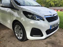 peugeot 108 used cars for sale 2016 peugeot 108 1 0 active 5dr cardiff city used cars 7000