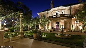 Outdoor Fairy Lights Australia by Inside The Bachelor Australia U0027s Sprawling Heritage Listed Mansion