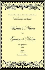 Design Wedding Cards Online Free Wedding Invitations Online Design